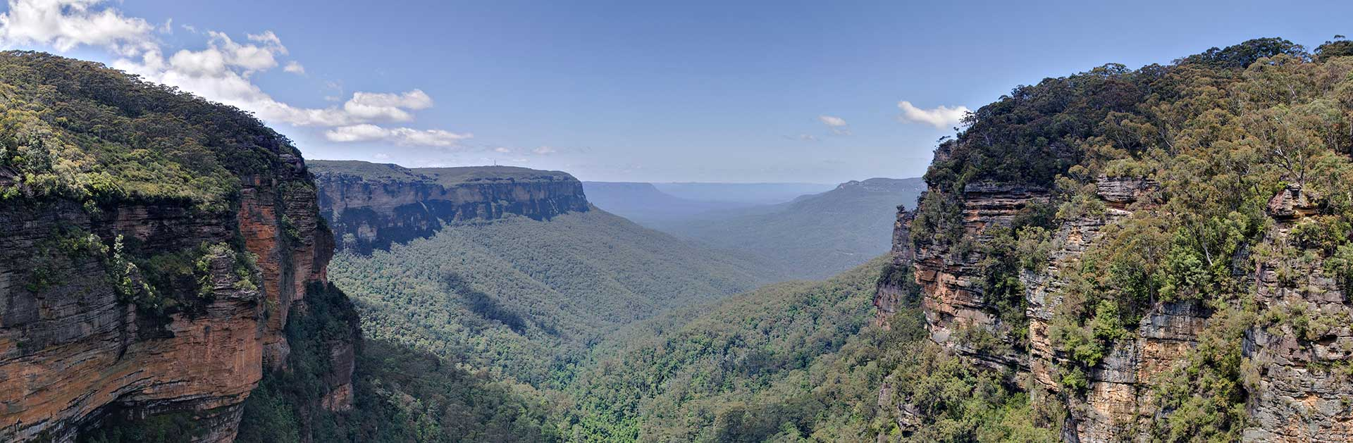Image of blue mountains in new south wales