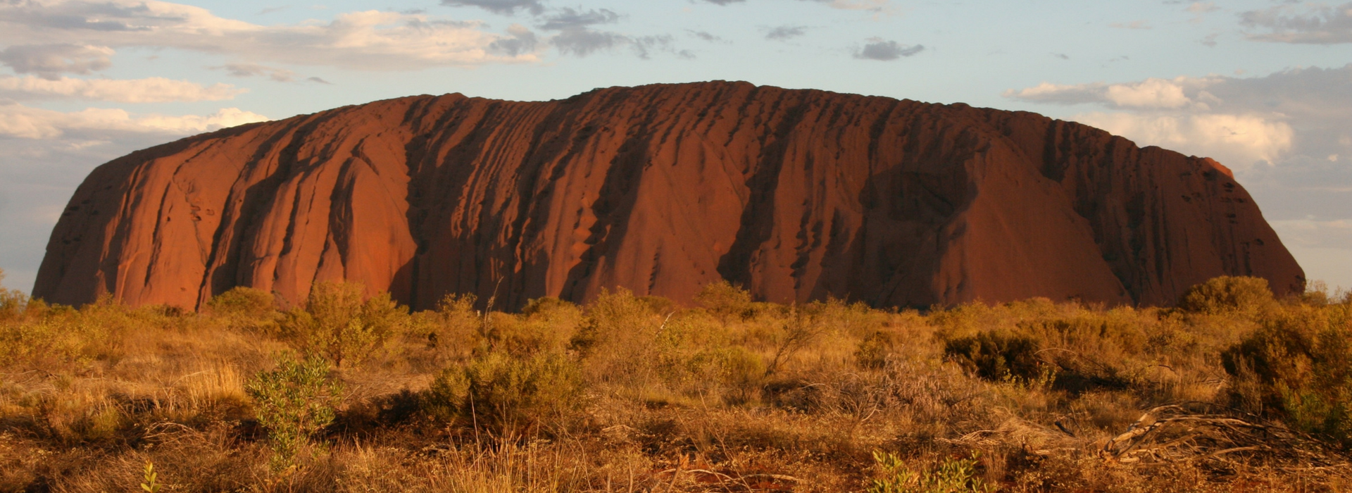 Image of Uluru in Northern Territory