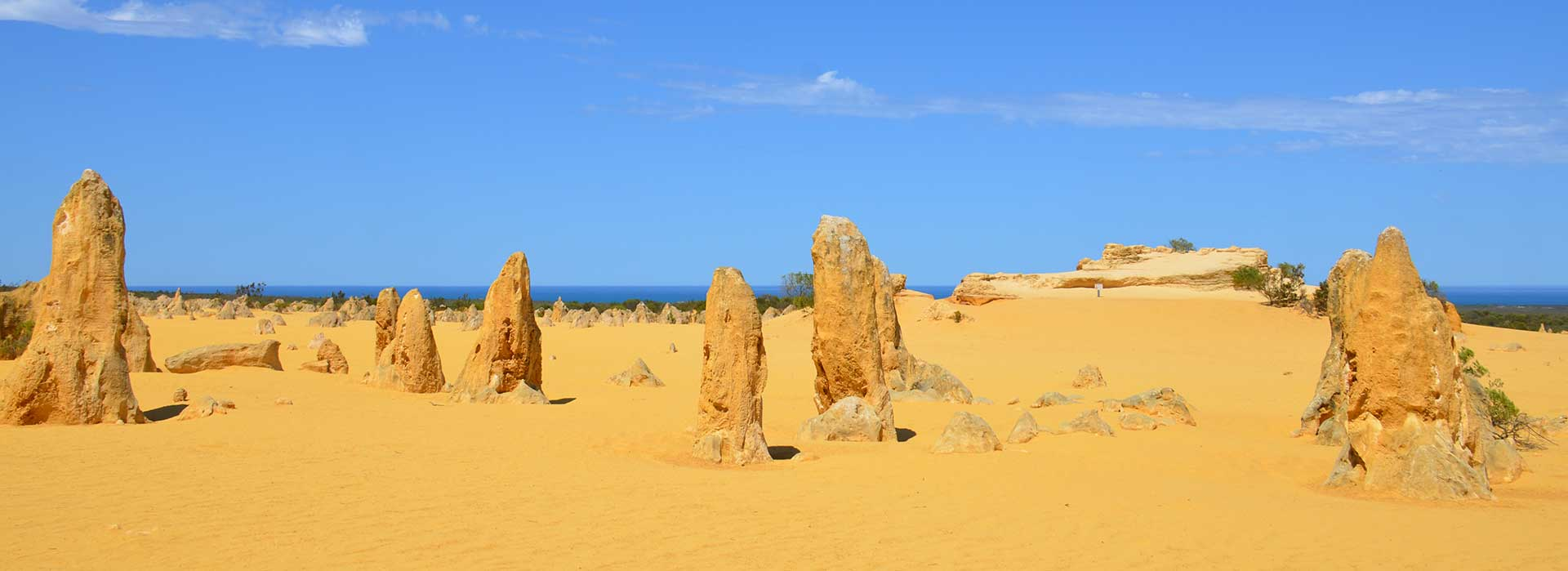 Image of desert formations in Western Australia