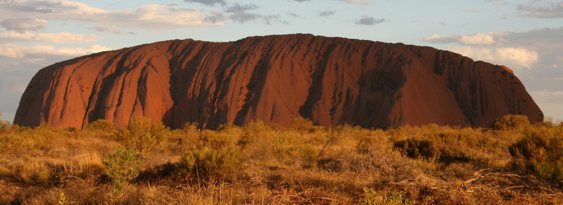 Image of Uluru in Northern Territory