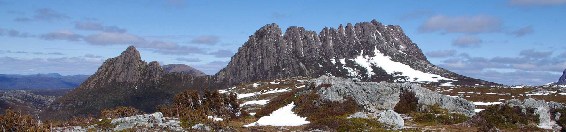 Image of Cradle Mountain in Tasmania